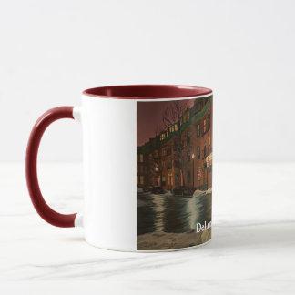Café Boston de DeLux Taza