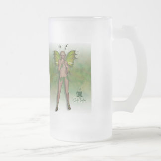 "Café Boston ""Fae"" 02 Frosted Glass Mug"
