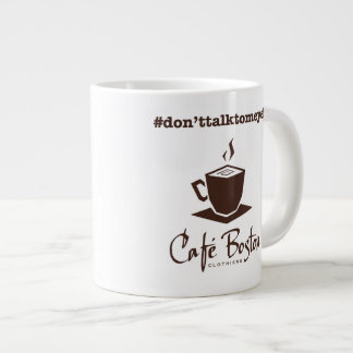 Café Boston Jumbo 20 oz Mug