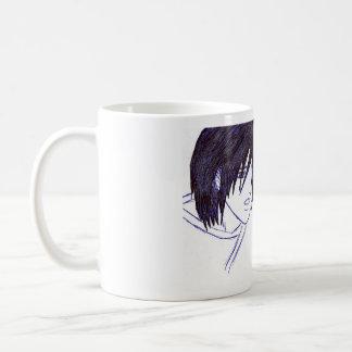 ¡Café!! ¡Café!! ¡Café!! Taza Básica Blanca