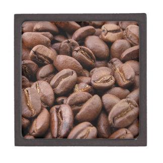 Café Caja De Recuerdo De Calidad
