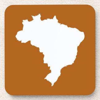 Café Caramel Festive Brazil at Emporio Moffa Coaster