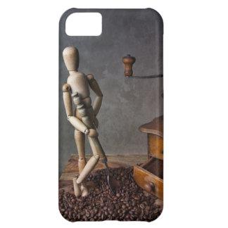 Café Carcasa Para iPhone 5C