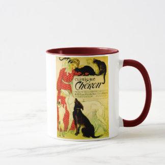"""""""Cafe Clinique Cheron"""" Mug"""