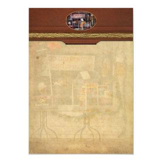 Cafe - Clinton, NJ - The luncheonette Card