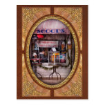 Cafe - Clinton, NJ - The luncheonette Post Card