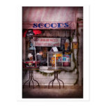 Cafe - Clinton, NJ - The luncheonette Postcard
