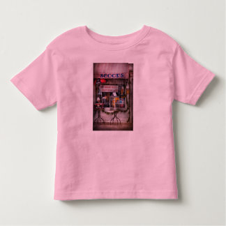 Cafe - Clinton, NJ - The luncheonette Toddler T-shirt