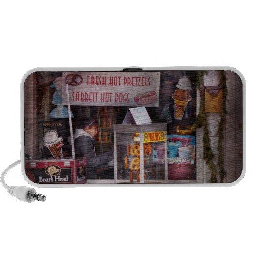 Cafe - Clinton, NJ - The luncheonette Travel Speaker
