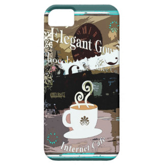 Cafe Coffee Case-Mate iPhone 5 Barely There Case iPhone 5 Case
