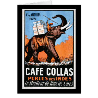 Cafe' Collas Cards