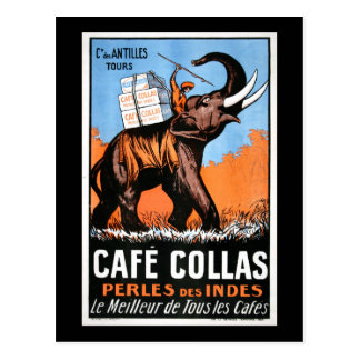 Cafe' Collas Postcards