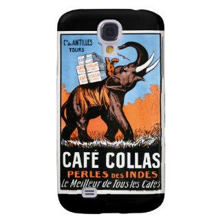 Cafe' Collas Samsung Galaxy S4 Cover