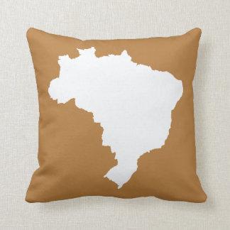 Café Com Leite Festive Brazil Pillow