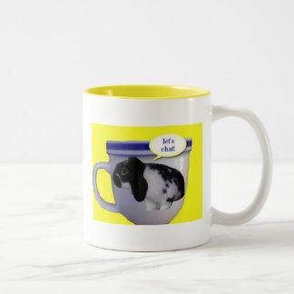 Café con la taza de Chou