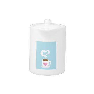 Café con vapor