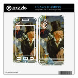Cafe Concert by Edouard Manet LG Arena 3G Skin
