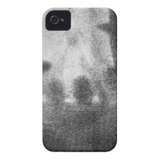 Cafe Concert by Georges Seurat iPhone 4 Cases