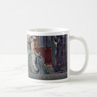 Café-Concert By Manet Edouard Coffee Mug