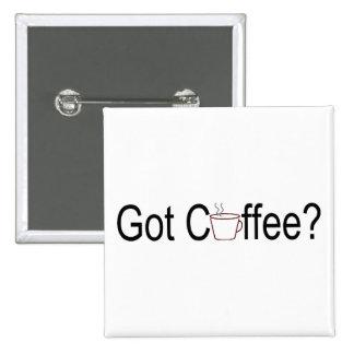 ¿Café conseguido 2 Pin