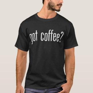 ¿café conseguido? playera