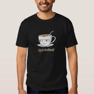¿Café conseguido? Playeras