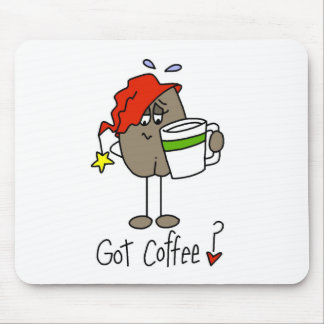 ¿Café conseguido? Tapetes De Raton