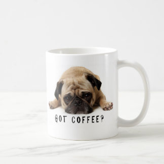 ¿Café conseguido? Taza del barro amasado
