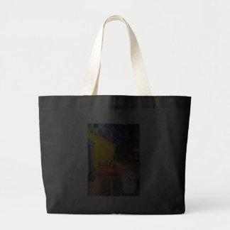 Cafe - Coton de Tulear 4b Tote Bags