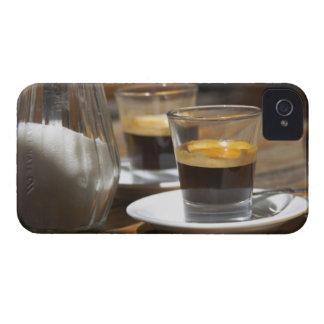 Cafe culture iPhone 4 case