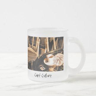 Café Culture Coffee Mug