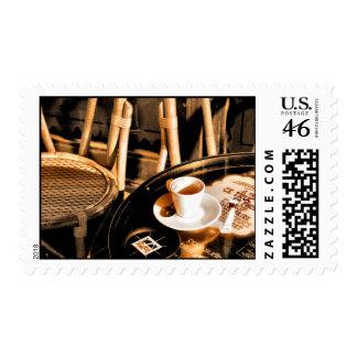 Café Culture Stamps