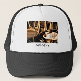 Café Culture Trucker Hat