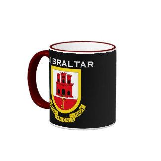 Café de Gibralter/taza del té    /café Gibraltar d