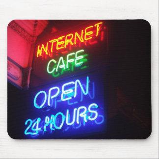 Café de Internet Alfombrilla De Ratones
