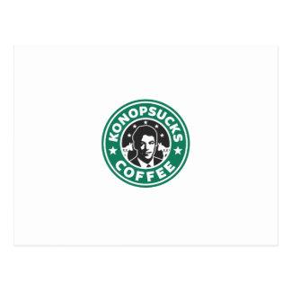 Café de Konop Postales