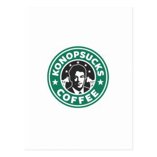 Café de Konop Tarjetas Postales