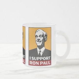 Café de la campaña de Ron Paul 2012/taza de té