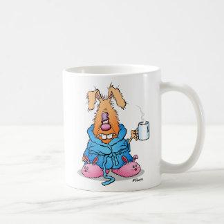 Café de la madrugada taza de café