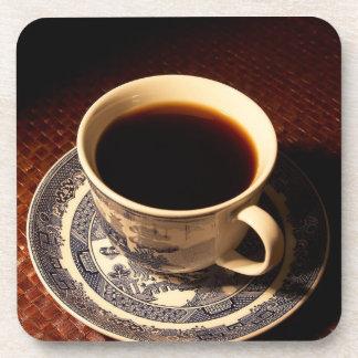 Café de la mañana posavasos de bebidas