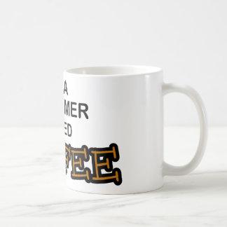 Café de la necesidad - Groomer Taza
