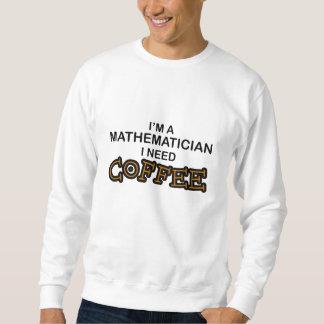 Café de la necesidad - matemático sudaderas encapuchadas