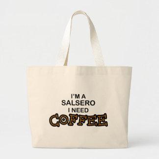 Café de la necesidad - Salsero Bolsa