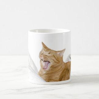 Café de la necesidad tazas de café