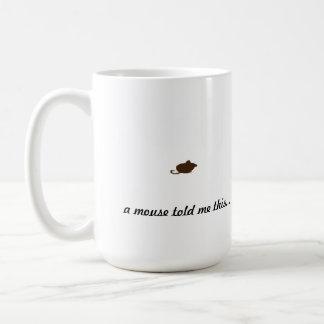 café de la taza: Todo mi bosque está aquí, en este