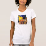 Café de la terraza - Airedale (s) Camisetas