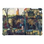Café de la terraza en Montmartre Vincent van Gogh iPad Mini Cobertura
