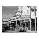 Café de Monroe, Key West, los años 30 Tarjetas Postales