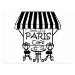 Café de París del La del La de Oooh Postal