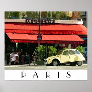 Café de París Póster